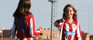 Temporada 2012-2013. Paula Tur celebra uno de los goles