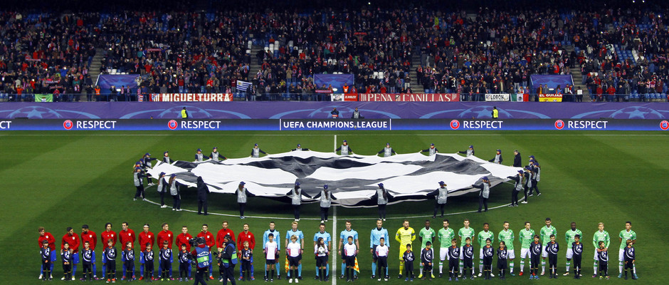 Temp. 16/17 | Atlético de Madrid - PSV