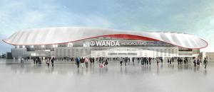 Presentamos el Wanda Metropolitano