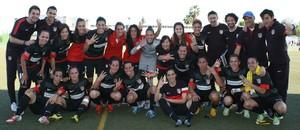 Llanos vs. Atleti Féminas 7