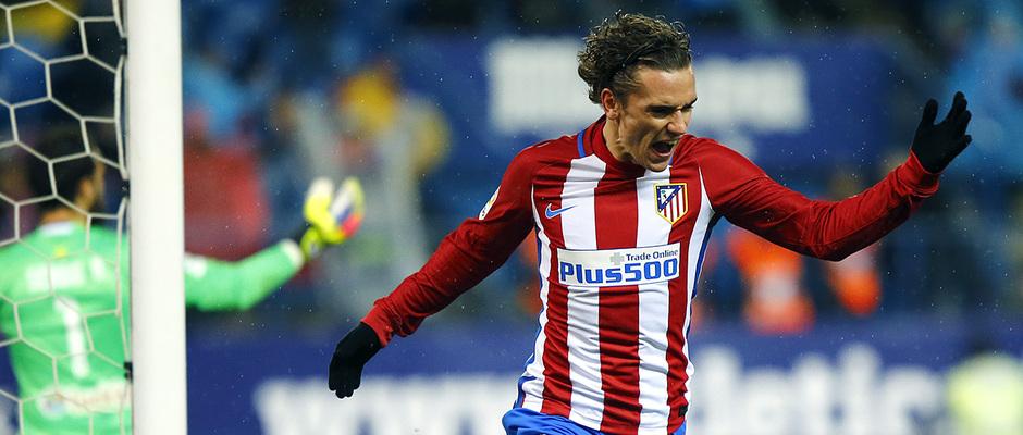 Temp. 16/17 | Atlético de Madrid - Celta | Griezmann