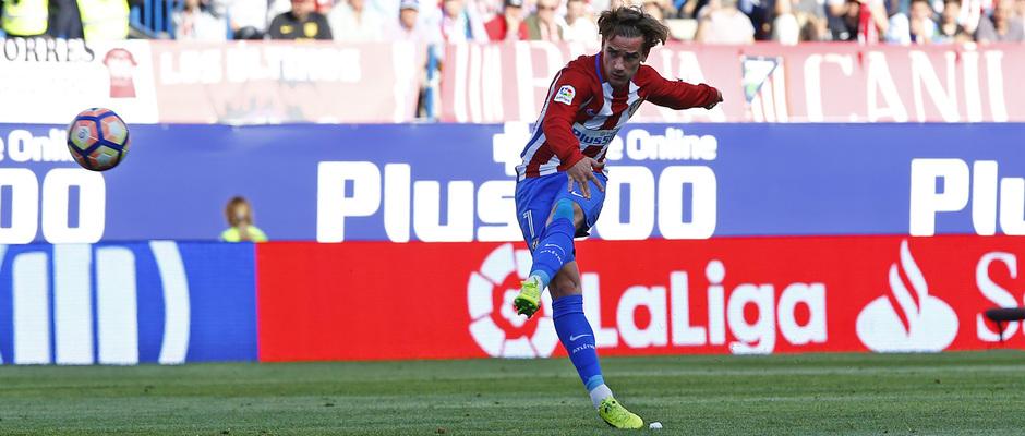 Temp. 16/17 | Atlético de Madrid - Sevilla | Griezmann