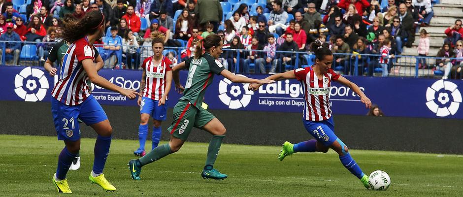 Liga Iberdrola | Atlético de Madrid Femenino - Athletic Club | Marta Corredera