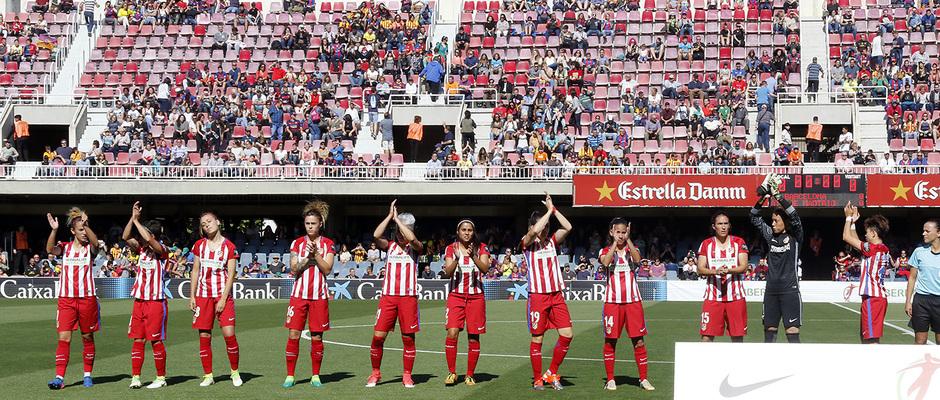 Liga Iberdrola | FC Barcelona - Atlético de Madrid Femenino