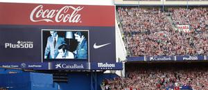 Temp. 16/17 | Homenaje Calderón | Momento Luis Aragonés