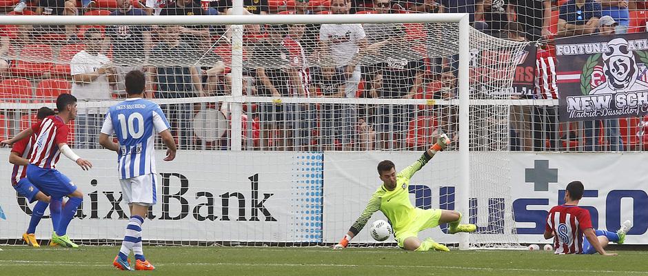 Temp. 16/17 | Atlético de Madrid B - Gimnástica | San Román