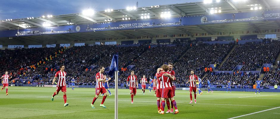 #Saúl2026 | Acto renovación Saúl. Gol al Leicester