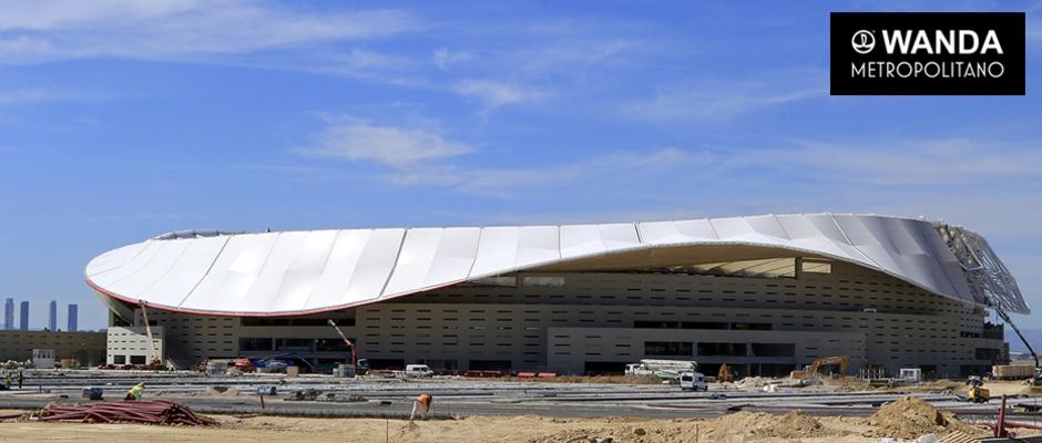 Wanda Metropolitano. 26 de julio de 2017.