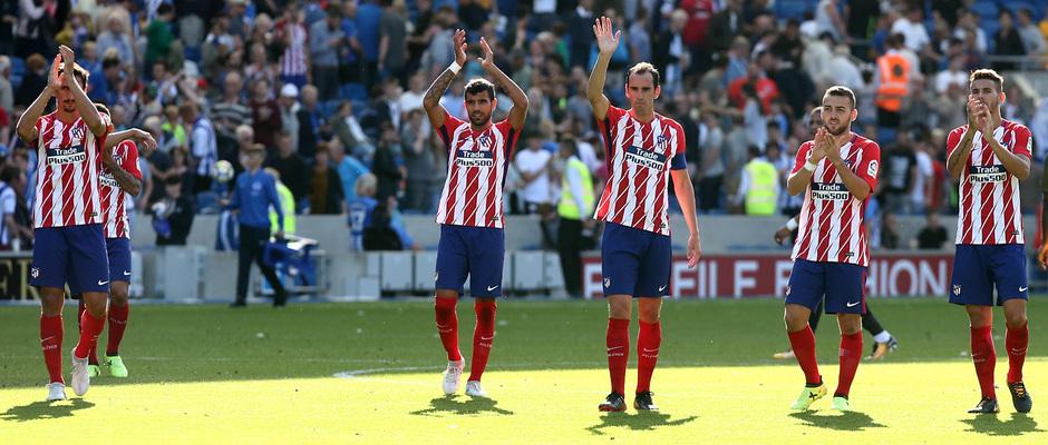Amistoso | Brighton - Atlético de Madrid.