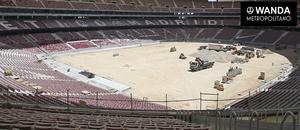 Wanda Metropolitano. 12 de agosto de 2017.