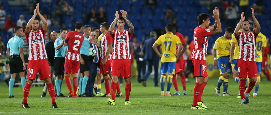 Temp. 17-18 | Las Palmas - Atlético de Madrid