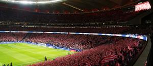 Temp. 17-18 | Wanda Metropolitano. Afición