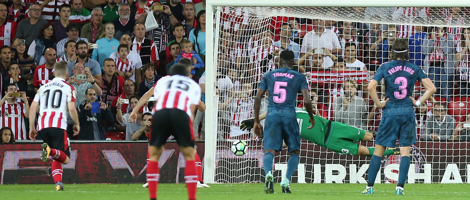 Temp. 17-18 | Athletic - Atlético de Madrid | Oblak