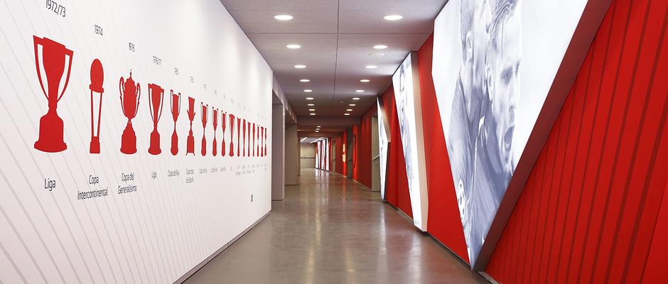 Túnel Wanda Metropolitano 2