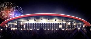 Maqueta Nuevo Estadio