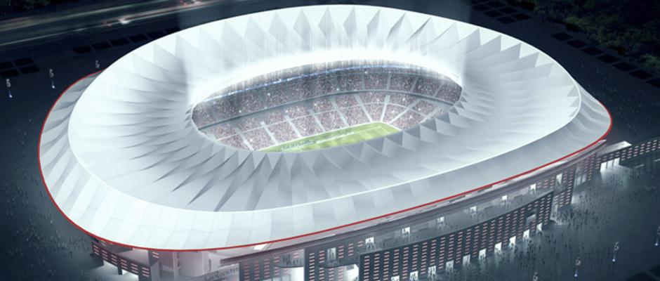 Recreación Nuevo Estadio
