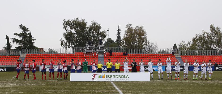 Temp. 17-18 | Atlético de Madrid Femenino - Fundación Albacete
