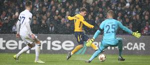 Europa League | Copenhague - Atleti - Segundo gol de Griemann