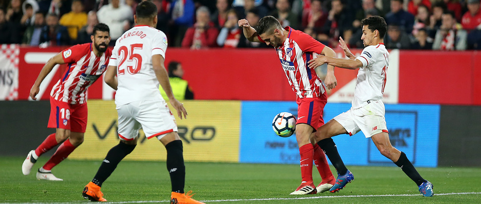 Jornada 25 | 25-02-18 | Sevilla - Atleti | Koke y Costa
