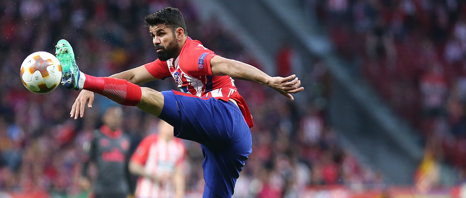 Temp 17/18 | Atlético de Madrid - Arsenal | Vuelta de semifinales Europa League | Diego Costa