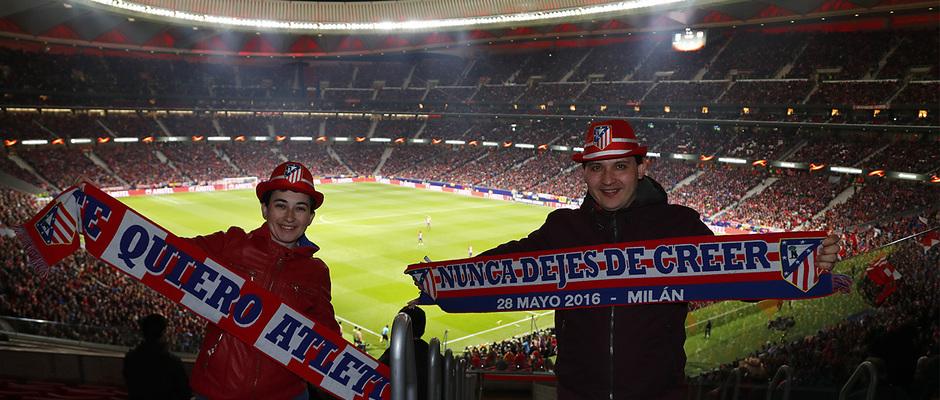 Temp 17/18 | Atlético de Madrid - Arsenal | Vuelta de semifinales Europa League | 115