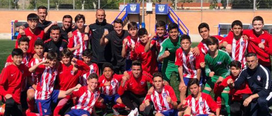 Temp. 17-18 | Infantil A campeón ok
