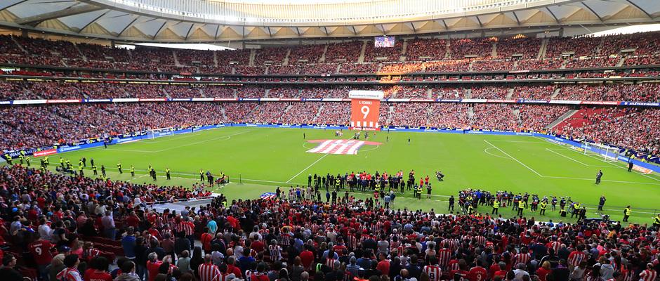 Temp. 17-18 | Atlético de Madrid - Eibar | Homenaje a Torres | Camiseta conmemorativa Torres