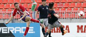 Temporada 17/18 | Copa del Rey Juvenil, semifinal | Atlético - Athletic | Borja Garcés