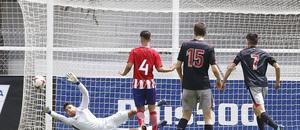 Temporada 17/18 | Copa del Rey Juvenil, semifinal | Atlético - Athletic | Dos Santos