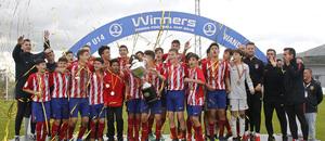 Wanda Football Cup   El Infantil A se proclama campeón