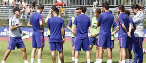Temporada 2018-2019 | Brunico | Entrenamiento | Grupo