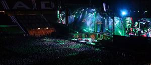Wanda Metropolitano concierto Iron Maiden