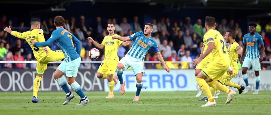 Temporada 18/19 | Villarreal - Atleti | Koke