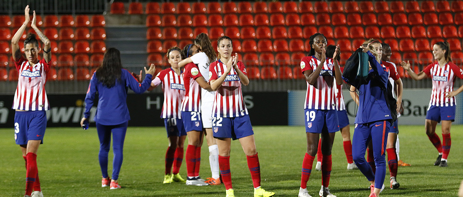Temporada 18/19 | Atlético de Madrid Femenino - Madrid CFF | Final