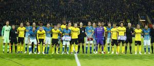 Temporada 2018-2019 | Borussia Dortmund - Atlético de Madrid | foto ambos equipos