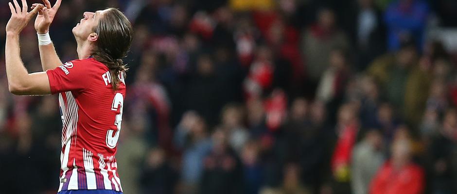 Temporada 2018-2019 | Atlético de Madrid - Real Sociedad | Filipe Luis