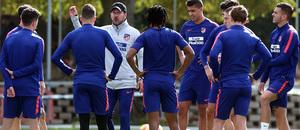 temporada 18/19 | Entrenamiento Ciudad Deportiva Wanda | Grupo