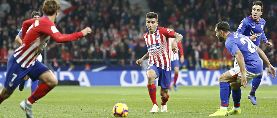Temp. 18-19 | Atlético de Madrid - Athletic Club | Correa
