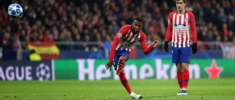 Temp. 18-19 | Atlético de Madrid - Mónaco | Lemar