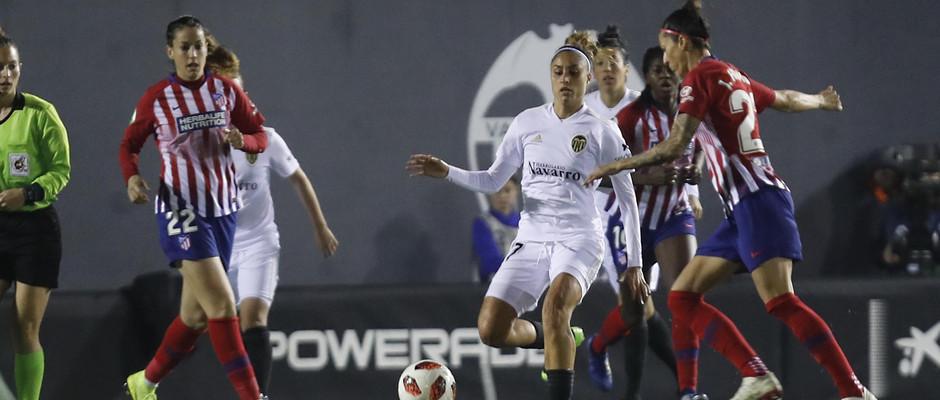 Temporada 2018-2019 | Atlético de Madrid Femenino - Valencia | Jennifer Hermoso