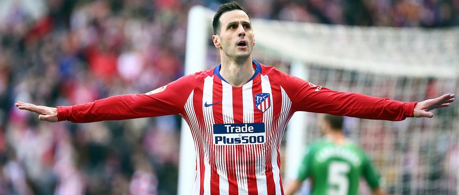 Temporada 2018-2019 | Atlético de Madrid - Alavés | Kalinic