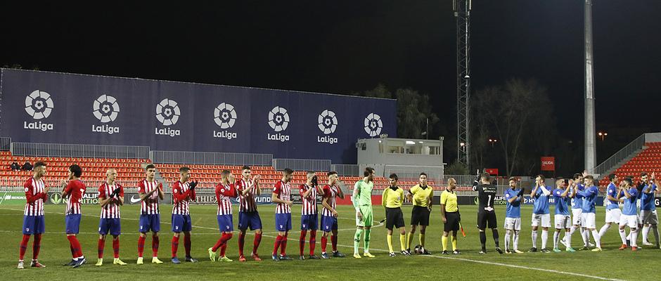 Temporada 18/19 | Atlético B - Pontevedra |