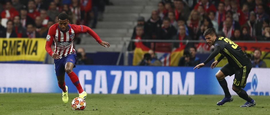 Temp. 18-19 | Atlético de Madrid - Juventus | Lemar