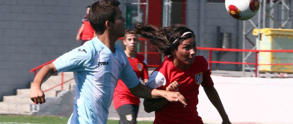 Temporada 2013-2014. Borges gana en velocidad a un adversario