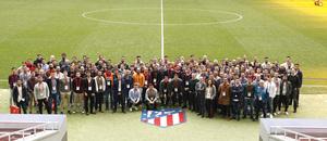 Temporada 18/19 | Congreso de Análisis de Rendimiento y Nuevos Desarrollos en el Fútbol | Tour