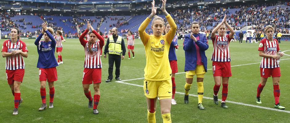 Temporada 18/19 | Espanyol - Atlético de Madrid Femenino | Equipo