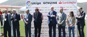 Temporada 18/19 | LaLiga Genuine en Los Ángeles de San Rafael |