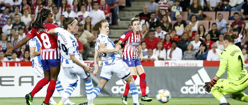 Temporada 18/19 | Atlético de Madrid - Real Sociedad | Final de la Copa de la Reina | Sosa