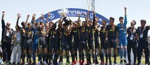 Wanda Football Cup 18/19 | Entrega de premios | Juventus (1º posición)