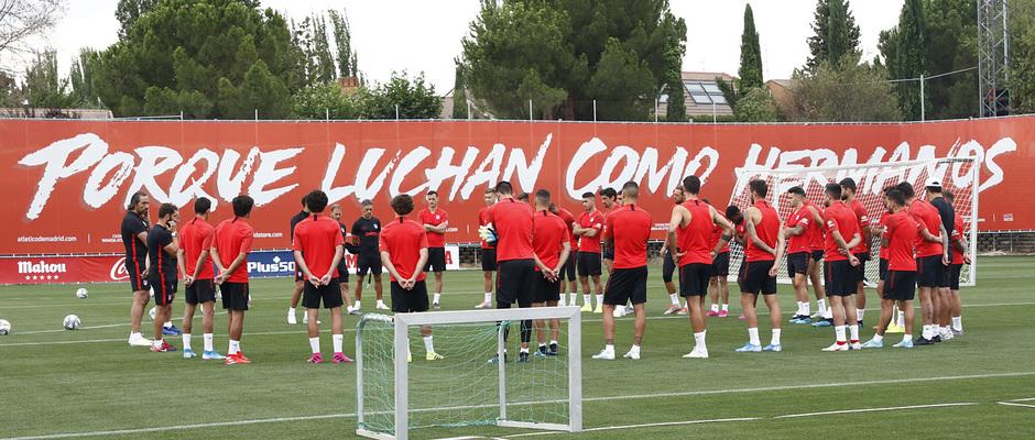 Temporada 19/20 | Entrenamiento del primer equipo | 07/08/2019 |